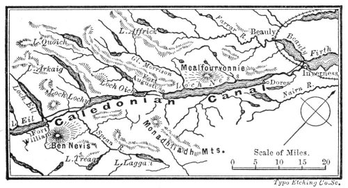 Map_of_caledonian_canal_1904