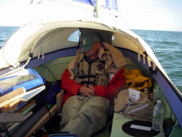 Reflections on boat tent design | Forthsailoar